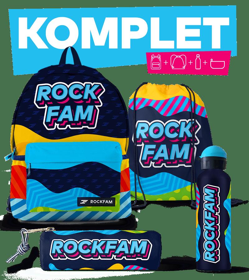 ROCKFAM KOMPLET